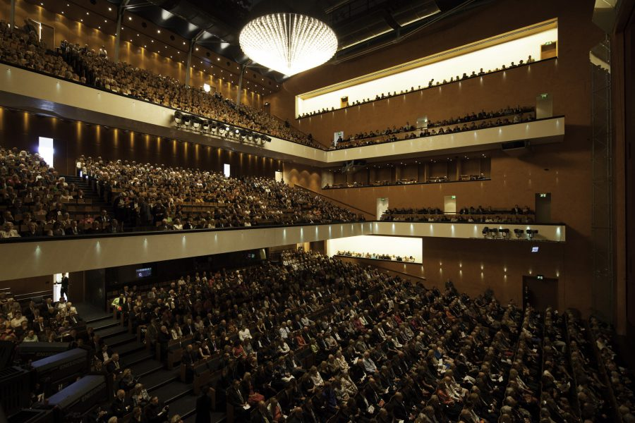 Club 300 at the Festival Hall Baden-Baden