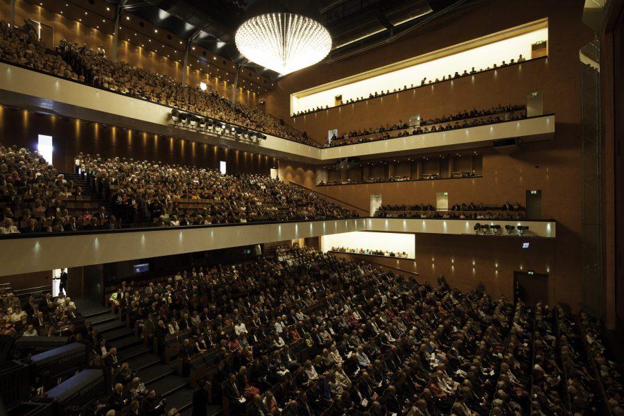 Club 300 im Festspielhaus Baden-Baden